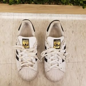 Used Adidas Superstar Sneakers